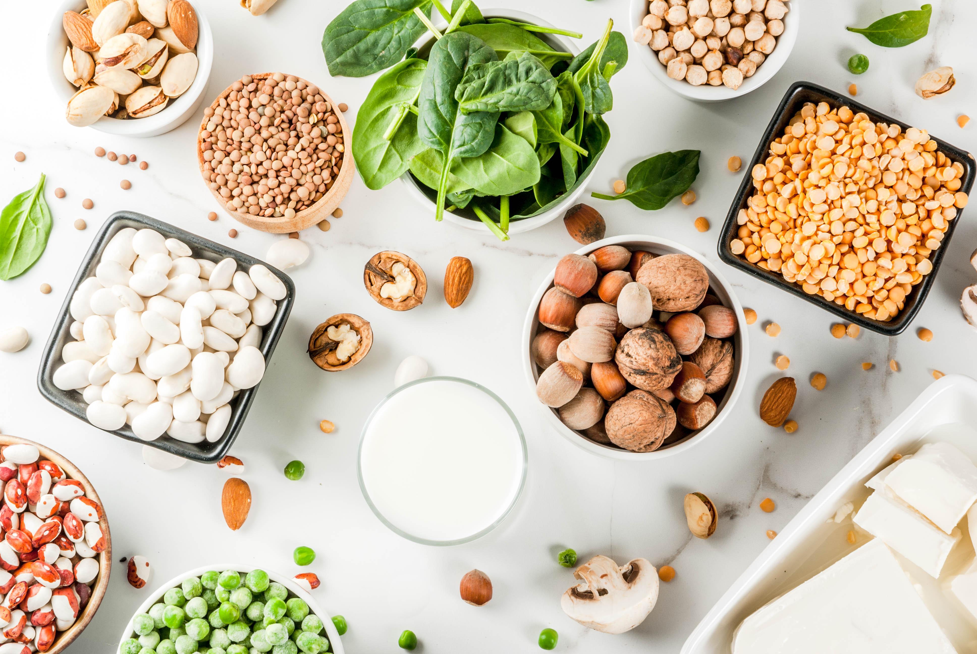 Atleti vegani e fabbisogno proteico: è davvero un problema?